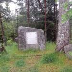 Borgviksfjällets avrättningsplats